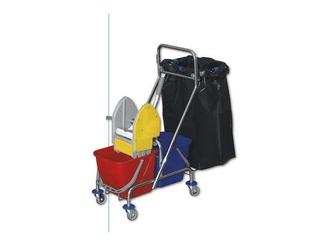 Úklidový vozík CLAROL PLUS II