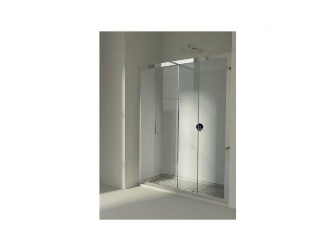 Sprchové dveře HOPA MAYA 95–103 × 190 cm (Výplň frost)