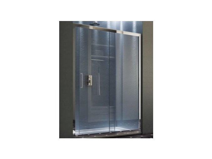 Sprchové dveře MAJA 148–156 × 190 cm   czkoupelna.cz
