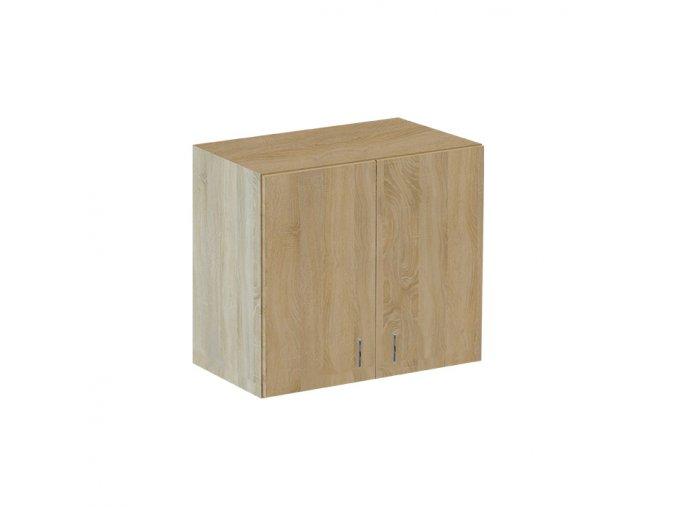 Kuchyňská skříňka závěsná horní Dub 60cm