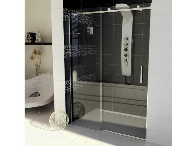 DRAGON sprchové dveře 1100mm, čiré sklo (GD4611) | czkoupelna.cz
