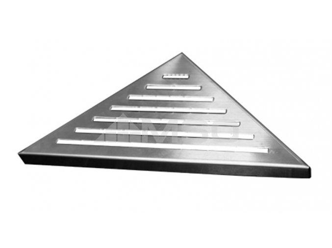 Rošt k odtokovému žlabu, CZ81 - LINE-czkoupelna