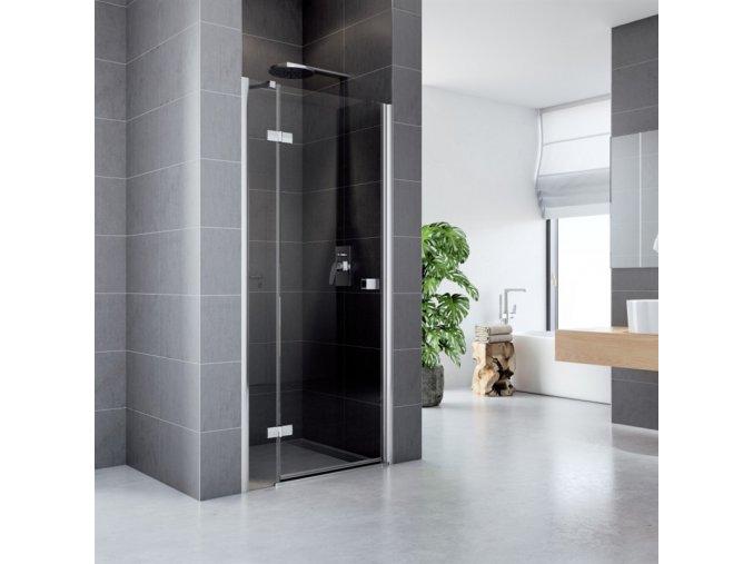 CK10111HLR-Sprchové dveře, Fantasy, 80x190 cm | czkoupelna