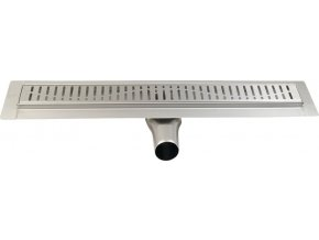MANUS ONDA nerezový sprchový kanálek s roštem, 950x130x55 mm | czkoupelna
