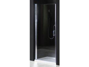 ONE sprchové dveře do niky 1000 mm, čiré sklo