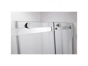BELVER 140 - posuvné sprchové dveře