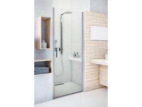 TCN1/800 Jednokřídlé sprchové dveře | czkoupelna