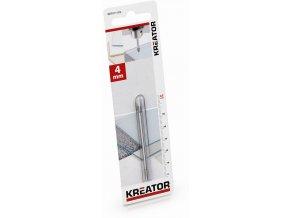 KRT011102 - Vrták do obkladů, dlaždic a skla 4 x 65 mm