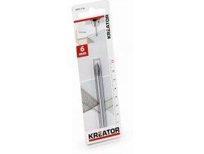 KRT011104 - Vrták do obkladů, dlaždic a skla 6 x 72 mm