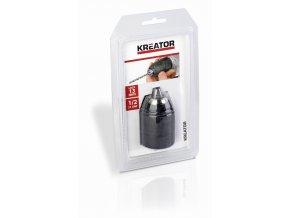 KRT014003 - Rychloupínací sklíčidlo se zámkem 13 mm