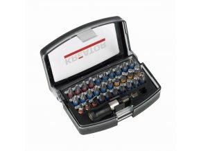 KRT064551 - Sada bitů 31 ks SL/PH/PZ/TX/HEX