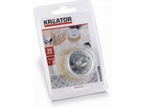KRT150104 - Brusný měděný kartáč 50mm
