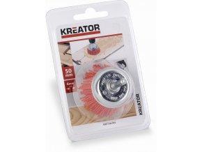 KRT150105 - Brusný nylonový kartáč 50mm