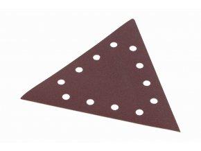 KRT232506 - 5x Trojúhelníkový brusný papír 3x285 - G100
