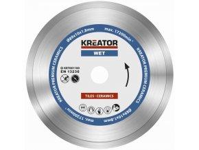 KRT081100 - Diamantový kotouč celoobvodový 89mm PREMIUM