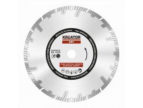 KRT084102 - Diamantový kotouč segmentový 230mm EXPERT
