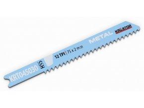 KRT045030 - 2 ks BD HSS Pilových plátků na kov 75/12
