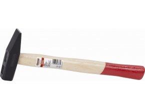 KRT901002 - Zámečnické kladivo 200g Dřevěná rukojeť