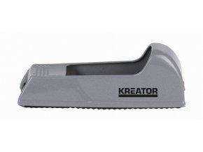 KRT454005 - Hoblík/rašple hliník 160x40mm