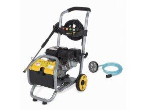 POWXG9009 - Benzinová tlaková myčka s čerpadlem 208cc 173bar  POWXG9009