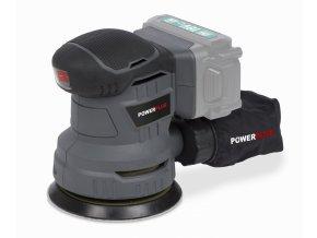 POWEB4010 - Aku excentrická bruska 18V LI-ION (bez baterie)
