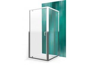 Pevná stěna pro sprchové dveře - LLB/100 cm