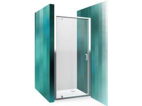 Sprchové dveře jednokřídlé 90 cm LLDO1 | czkoupelna.cz