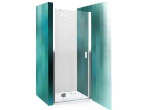 Jednokřídlé sprchové dveře 80 cm - HBN1/800