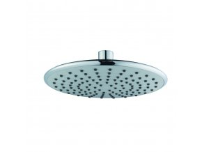 Úsporná dešťová sprcha XL 8l chrom fixní | czkoupelna
