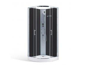 Hydromasážní sprchový box LEON 90x90205cm | czkoupelna