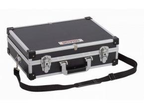 KRT640101B - Hliníkový kufr 420x300x125mm černý | czkoupelna