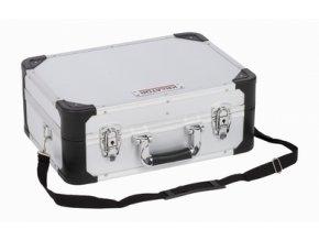 KRT640104S - Hliníkový kufr 433x313x163mm stříbrný | czkoupelna