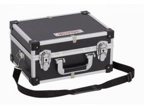 KRT640106B - Hliníkový kufr 320x230x160mm černý | czkoupelna