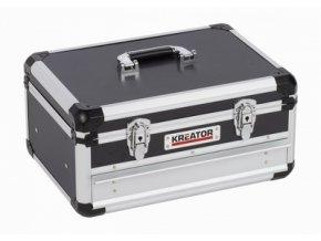 KRT640601B - Hliníkový kufr 430x300x205mm 1 zásuvka | czkoupelna