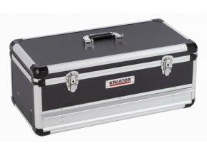 KRT640603B - Hliníkový kufr 620x300x255mm 1 zásuvka | czkoupelna