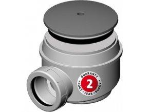 Vaničkový sifon HOPA 50 mm | czkoupelna