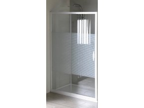 Gelco Sprchové dveře posuvné ETERNO GE6910 | czkoupelna