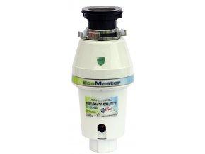 Drtič odpadu EcoMaster HEAVY DUTY Plus