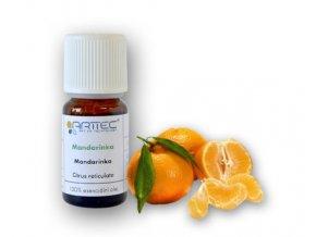 Mandarinka (Citrus reticulate), Mandarínka
