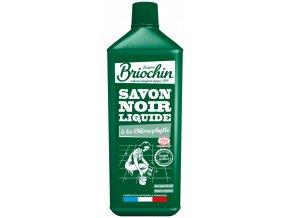 cerne mydlo tekute s chlorofylem | Briochin.cz