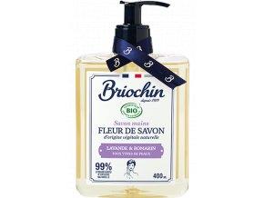 tekute mydlo na ruce levandule | Briochin.cz