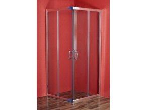SMARAGD 90 x 80 cm clear NEW - Sprchový kout obdélníkový (PAN01173)
