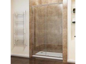ROSS-Posuvné sprchové dveře ROSS Comfort 130 | czkoupelna.cz