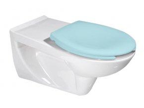 ETIUDA WC závěsné pro postižené  37,5x73 cm