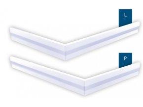 Čelní panel k vaničce SÁRA výška 10cm | czkoupelna