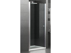 ROSS Mono 85x195 cm - jednokřídlé sprchové dveře 70-75 cm | czkoupelna.cz