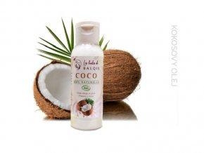 l equipe balqis prirodni kokosovy olej 50 ml  | czkoupelna.cz