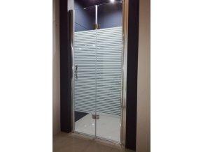 Sprchové dveře do niky GELCO LEGRO 1100 mm GL1211 | czkoupelna.cz