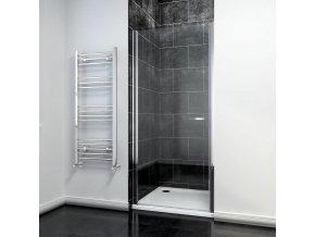 Premium R1 80 - jednokřídlé sprchové dveře 76-81 cm | czkoupelna.cz
