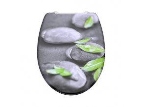 WC prkénko Duroplast Soft Close Stone 82374 | czkoupelna.cz
